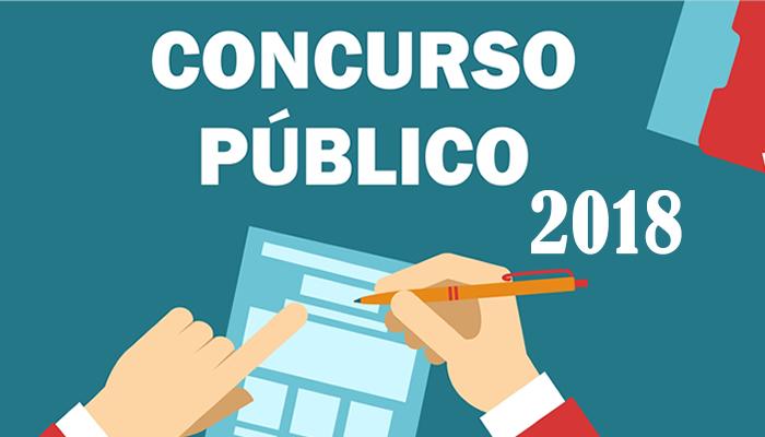 Local da prova consurso público 01/2018